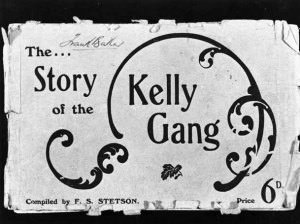 Copy of the original booklet The Story of the Kelly Gang (1906)_349437