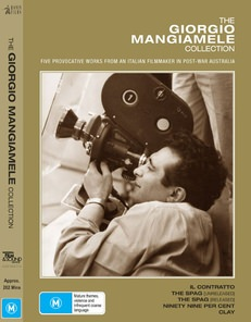 The Giorgio Mangiamele Collection DVD box set, 2012.