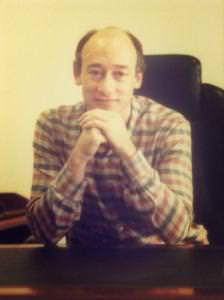 Colin Pitson_interim NFSA CEO_1984