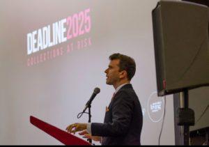 NFSA CEO, Michael Loebenstein launches Deadline 2025.